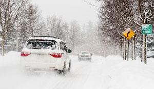 Conduite hivernale : les solutions à six problèmes courants