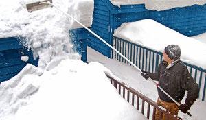 Comment prévenir les dommages causés par la neige et la glace