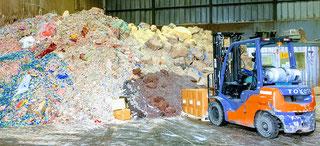 Votre poubelle est une mine d'or