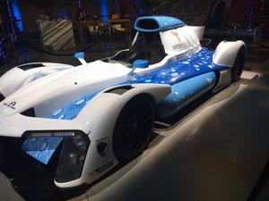 GreenGT H2, la première voiture de course électrique-hydrogène