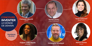 6 experts en innovation et une mission commune : inventer le ...