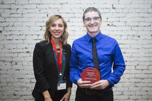 L'innovation et la médecine gagnantes avec IMDD!