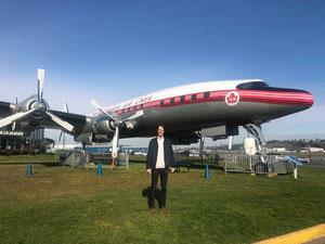 Génie aéronautique : Raphaël Gariépy, ingénieur en contrôle