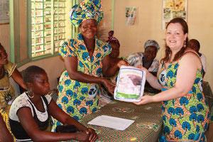 Les Vergers d'Afrique : Nourrir les villageois, mais aussi am...