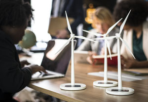 Bien gérer l'efficacité énergétique et l'empreinte carbone de...