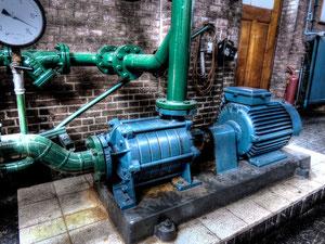 Pompes centrifuges : comprendre l'énergie cinétique et la pre...