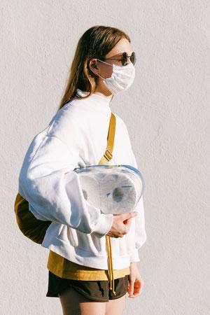 Déconfinement : des masques et de la soie
